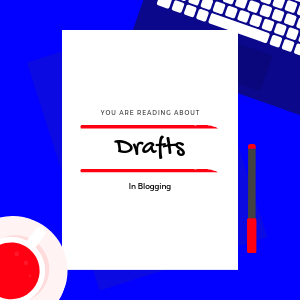 WordPress-drafts