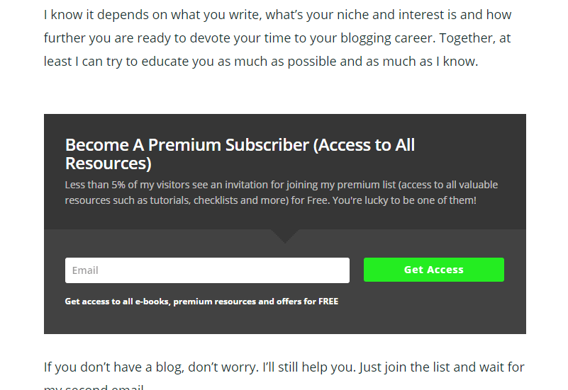 optin-form-for-collecting-email