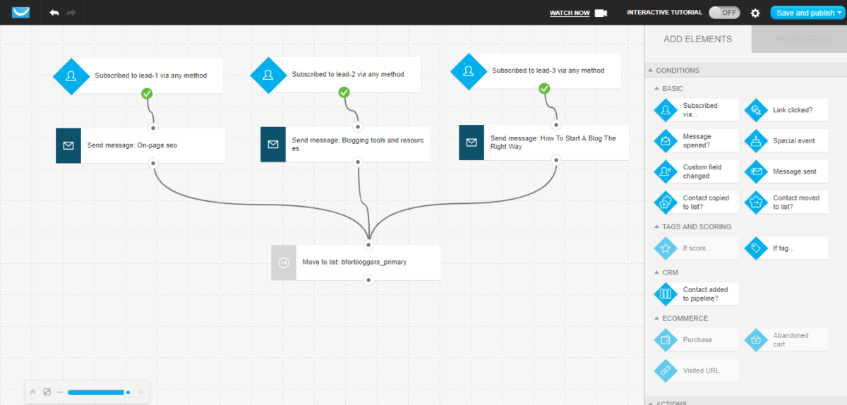 automation-workflow-sending-leads-to-one-list-multiple-lead-magnets