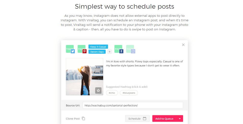 Viraltag-Instagram-Scheduling-Marketing-Analytics-Tool